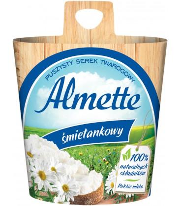 Almette śmietankowy Puszysty serek twarogowy 150 g