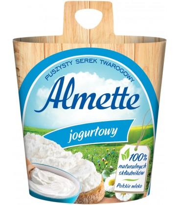 Almette jogurtowy Puszysty serek twarogowy 150 g