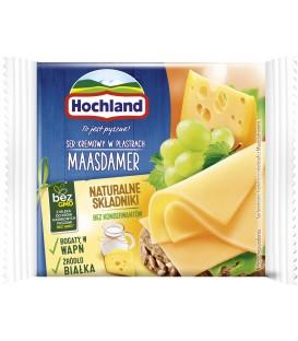 Hochland Maasdamer Ser topiony w plastrach 130 g