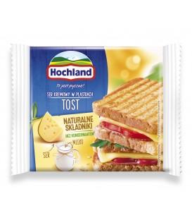 Hochland Tost Ser topiony w plastrach 130 g