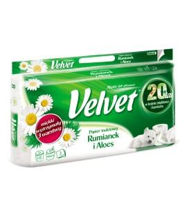 Velvet a8 rumianek i aloes edycja zimowa