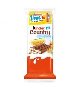 Kinder Country Czekolada mleczna z nadzieniem mlecznym i zbożami 23,5 g