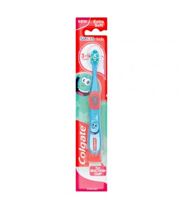Colgate Szczoteczka do zębów dla dzieci 3-5 lat bardzo miękka