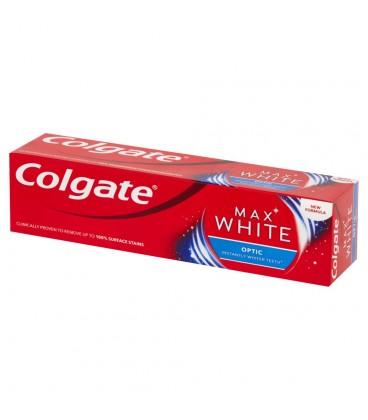 Colgate Max White Optic Pasta z fluorem 75 ml