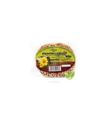 Ania Chlebki ryżowe Waniliowe w syr. Ryżowym 65 g