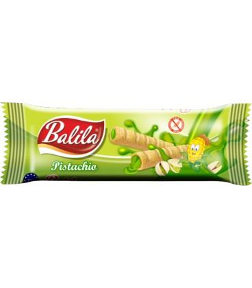 Balilla Rurka kukurydziana pistacja 18g