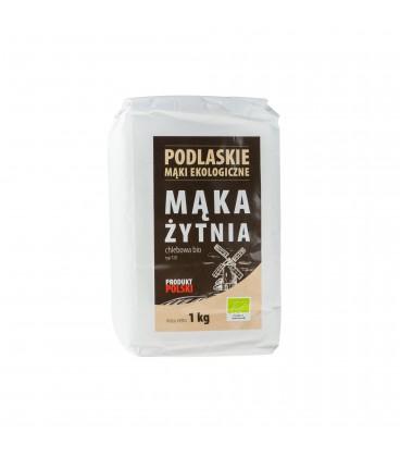 Biolife Mąka żytnia chlebowa Bio typ 720 1 kg