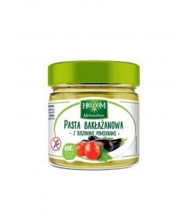 Helcom Pasta Bakłażanowa z Susz.Pomidorami 190g