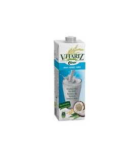 Vitraiz Napój ryżowy BIO kokosowy 1L