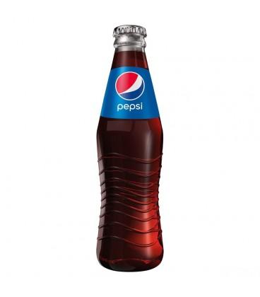 Pepsi Cola 0,25 L.Szkło