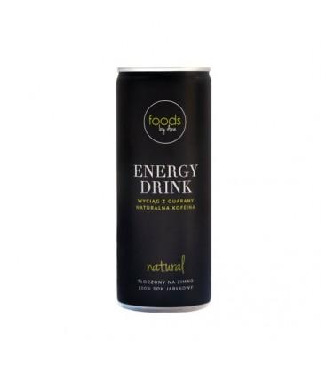 Natural Energy Drink puszka 250ml