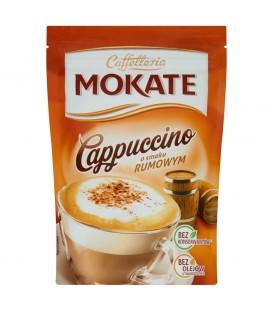Mokate Cappuccino o Smaku Rumu 110g.
