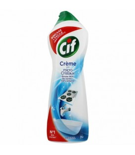 Cif Cream 750 ml.Regular-White