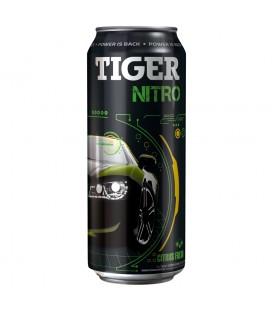 Tiger Nitro Napój Energetyczny 0,5 L.Gazowany
