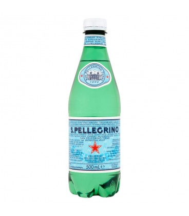 San Pellegrino woda mineralna 0,5L