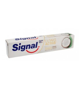 Signal Long Active Pasta do zębów Coco White 75ml