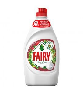 Fairy 450ml granat