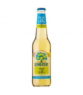 Somersby Pear 0% but.b/zw 0,4L