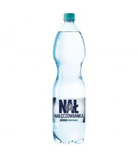 Nałęczowianka woda 1,5 delikatny/gaz