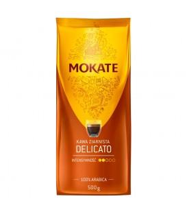Mokate Kawa Ziarnista Delicato 500g