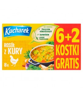 Kucharek Rosół z Kury 80g