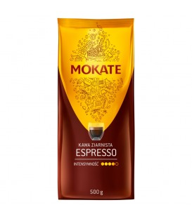 Mokate Kawa Ziarnista Espresso 500g