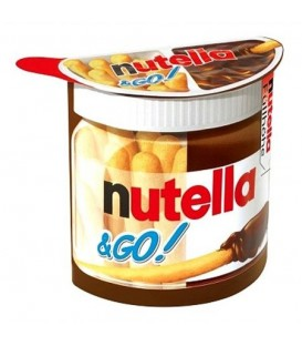 Ferrero Nutella&Go 52g