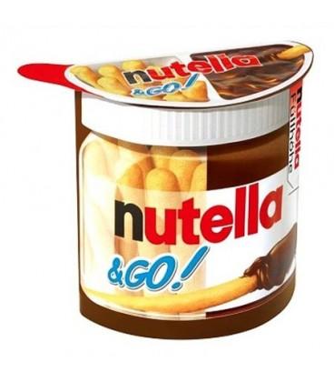 Ferrero Nutella&Go 52g