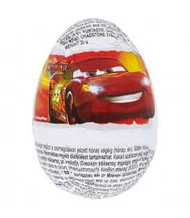 Czekoladowe jajka niespodzianki Auta2 20g