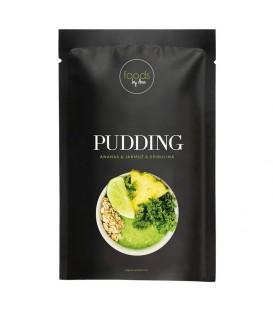 Pudding Ananas & Jarmuż & Spirulina 20g