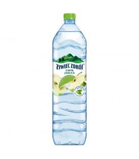 Żywiec 1,5L woda niegazowana jabłkowa smakołyk