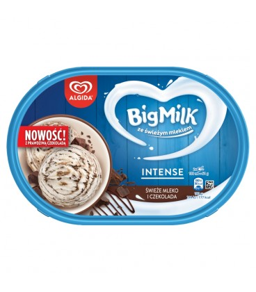 Big Milk Choco Intense 1L