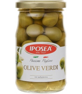 Iposea oliwki zielone 314 ml