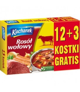 Kucharek Rosół Wołowy 150g.