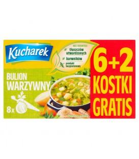 Kucharek Rosół Warzywny 80g