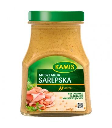 Kamis Musztarda Sarepska 185g