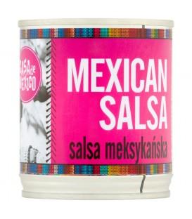 CM Salsa meksykańska czerwona 215g