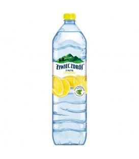 Żywiec 1,5L woda niegazowana cytrynowa smakołyk
