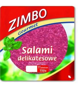 Zimbo salami delikatesowe 150g