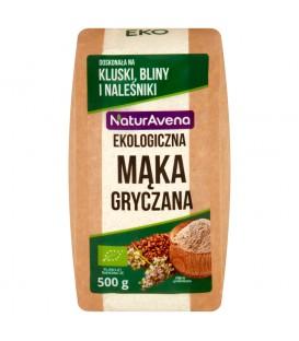 Bioavena mąka gryczana 500g