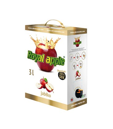 Royal Apple jabłko 3L
