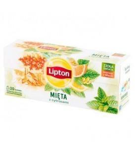 Lipton Cherry Lemonbalm 20szt.