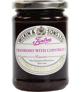 Wilkin Cranberry&Cointreau 340g