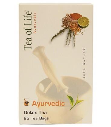 Tea of life herbata ayurvedic detox 25t