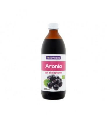 Bioavena sok z aronii 100% b/c 500ml