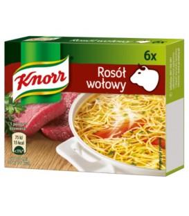 Knorr Bulion Wołowy 6l.
