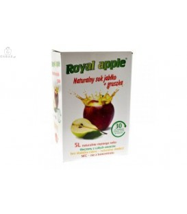 Royal Apple jabłko-gruszka 3L