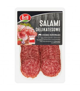 Zimbo salami dojrzewające delikatesowe 100g