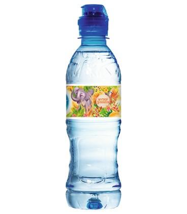 Nestlé Pure Life Niegazowana woda źródlana 0,33 l
