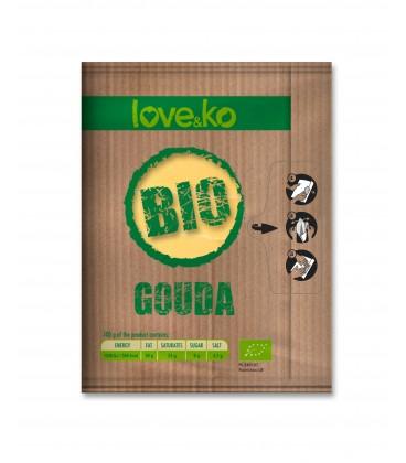 Love&ko Bio ser Gouda 100 g